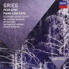 Herbert Blomstedt (Герберт Блумстедт): Grieg: Piano Concerto; Peer Gynt