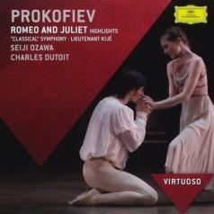 Charles Dutoit (Шарль Дютуа): Prokofiev: Romeo & Juliet highlights