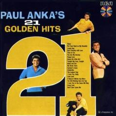 Paul Anka (Пол Анка): 21 Golden Hits