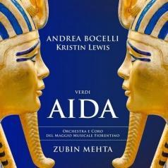 Andrea Bocelli (Андреа Бочелли): Verdi Aida