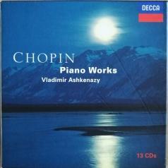 Владимир Ашкенази: Chopin: Piano Works