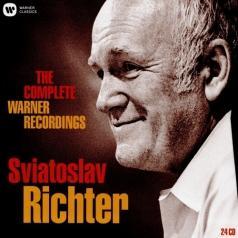 Святослав Рихтер: Sviatoslav Richter: Complete Hmv & Teldec Recordings