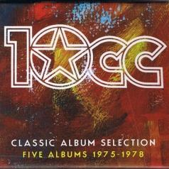 10CC: Classic Album Selection
