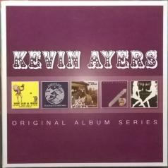 Kevin Ayers (Кевин Айерс): Original Album Series