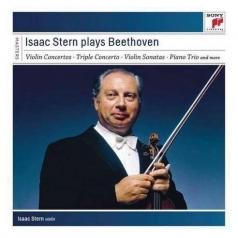 Isaac Stern (Исаак Стерн): Isaac Stern Plays Beethoven - Sony Class