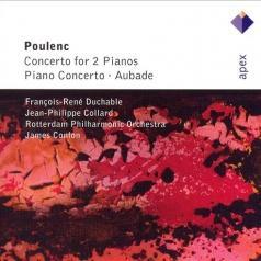 Francois-Rene Duchable (Франсуа Рене Де Шабель): Piano Concertos & Aubade
