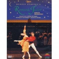 Rudolf Nureyev (Рудольф Нуреев): Romeo & Juliet