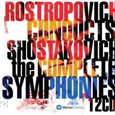 Мстислав Ростропович: Complete Symphonies