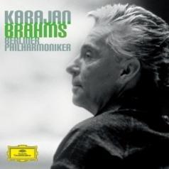 Herbert von Karajan (Герберт фон Караян): Brahms: The Complete Symphonies