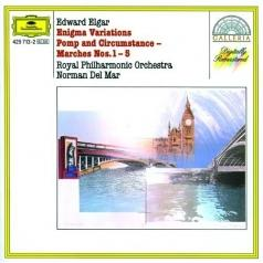 Royal Philharmonic Orchestra (Королевский филармонический оркестр): Elgar: Enigma Variations; Pomp and Circumstance