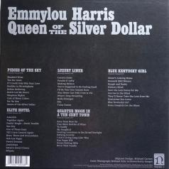 Emmylou Harris (Харрис Эммилу): Queen Of The Silver Dollar: The Studio Albums 1975-1979
