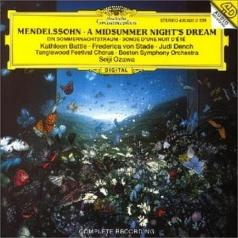 Seiji Ozawa (Сэйдзи Одзава): Mendelssohn: A Midsummer Night's Dream