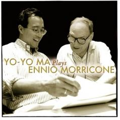 Yo-Yo Ma (Йо-ЙоМа): Yo-Yo Ma Plays Ennio Morricone