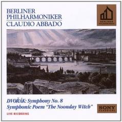 Claudio Abbado (Клаудио Аббадо): Symphony No. 8 & The Noonday Wi