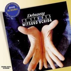 Mitsuko Uchida (Мицуко Утида): Debussy: Etudes