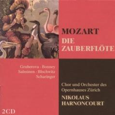 Harnoncourt (Николаус Арнонкур): Die Zauberflote