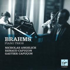 Renaud Capucon (Рено Капюсон): Piano Trios Nos.1-3
