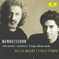 Mischa Maisky (Миша Майский): Mendelssohn: Cello Sonatas; Songs Without Words