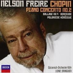 Nelson Freire (Нельсон Фрейре): Chopin Piano Concerto No.2