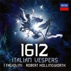 I Fagiolini (Ай Фагиолини): 1612 Italian Vespers