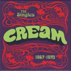 """Cream (Скреам): 7"""" Singles"""