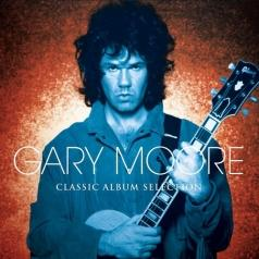 Gary Moore (Гэри Мур): Classic Album Selection