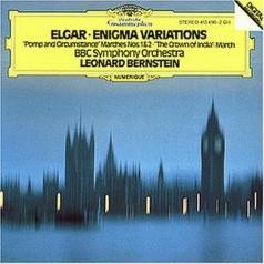 Leonard Bernstein (Леонард Бернстайн): Elgar: Enigma Variations