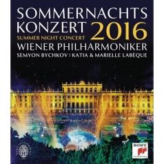Semyon Bychkov (Семён Бычков): Sommernachtskonzert 2016 / Summer Night