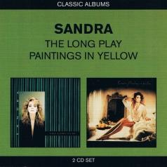 Sandra (Сандра): The Long Play/ Paintings In Yellow