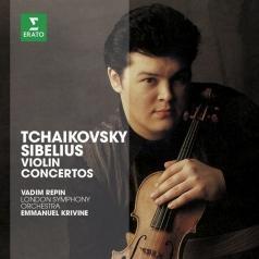 Вадим Репин: Violin Concertos