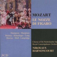 Nikolaus Harnoncourt (Николаус Арнонкур): Le Nozze Di Figaro