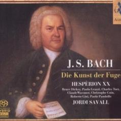 Johann Sebastian Bach (Иоганн Себастьян Бах): Die Kunst Der Fuge Bwv 1080