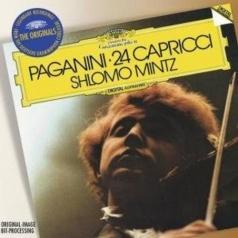 Shlomo Mintz (Шломо Минц): Paganini: Caprices