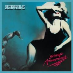 Scorpions (Скорпионс): Savage Amusement