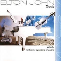 Elton John (Элтон Джон): Live In Australia