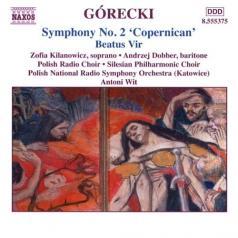 Antoni Wit (Антони Вит): Gorecki: Sym.No.2.Beatus Vir