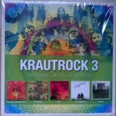 Original Album Series - Krautrock, Vol. 3 (Doldinger'S Motherhood - Motherhood / Popol Vuh - Das Hohelied Salomos / Gila - Bury My Heart At Wounded Knee / Diez & Bischof - Daybreak / Dennis - Hyperthalamus)
