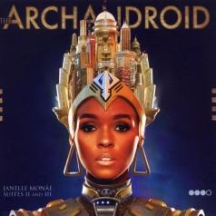 Janelle Monae (Жанель Моне): The Archandroid