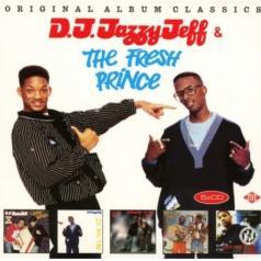 DJ Jazzy Jeff (Диджей Джаззи Джефф): Original Album Classics