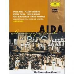 James Levine (Джеймс Ливайн): Verdi: Aida
