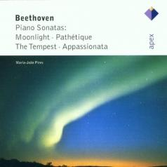 Maria-Joao Pires (Мария Жуан Пиреш): Piano Sonatas Nos 8, 14, 17 & 23