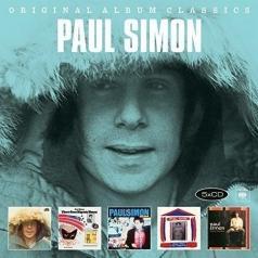 Paul Simon (Пол Саймон): Original Album Classics (Paul Simon / Songs From Capeman / Hearts And Bones / You'Re The One / There Goes Rhymin' Simon)