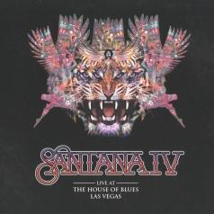 Carlos Santana (Карлос Сантана): Santana IV - Live At The House Of Blues, Las Vegas