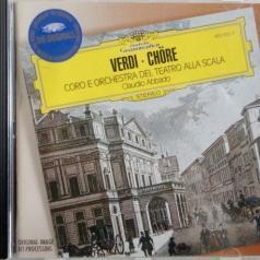 Claudio Abbado (Клаудио Аббадо): Verdi: Opera Choruses