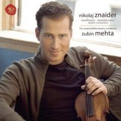 Nikolaj Znaider (Николай Цнайдер): Beethoven; Mendelssohn: Violin Concertos