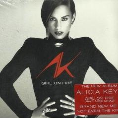 Alicia Keys (Алиша Киз): Girl On Fire