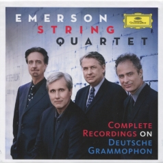 Emerson String Quartet: Complete Recordings On DG