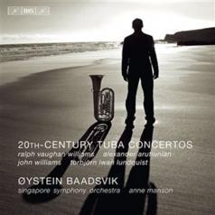 Oystein Baadsvik (Эйстейн Бодсвик): Tuba Concertos (20Th Century)