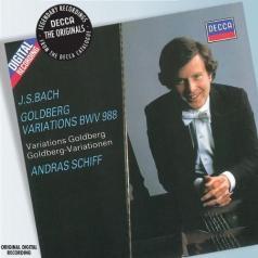 Andras Schiff (Андраш Шифф): Bach: Goldberg Variations