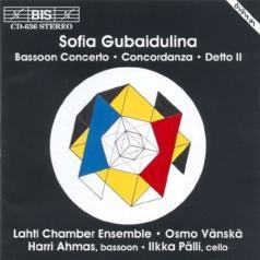 Harri Ahmas (ГарриДжеймс): Bassoon Concerto